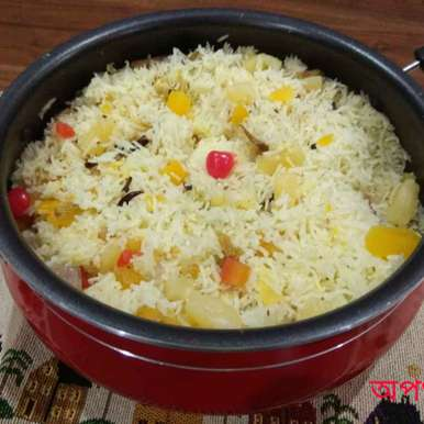 Photo of Fruit pulav by Aparna Das at BetterButter