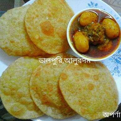 Photo of Daalpuri by Aparna Das at BetterButter