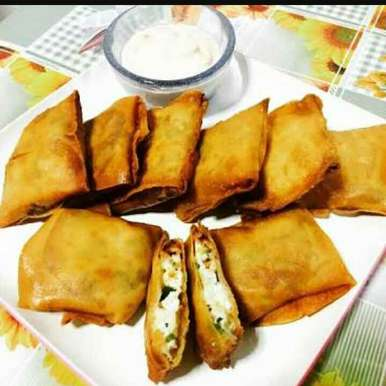 Photo of Paneer parcels by Aqsa Mehttar at BetterButter