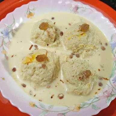 Bread rasmalai recipe in Hindi,ब्रेड रसमलाई, Archana Bhargava