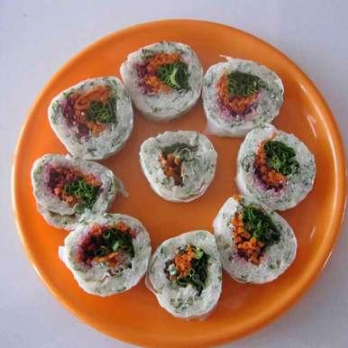 Photo of Sushi by Archana Chaudhari at BetterButter