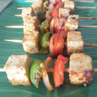 Photo of Tofu Satay by Archana Chaudhari at BetterButter
