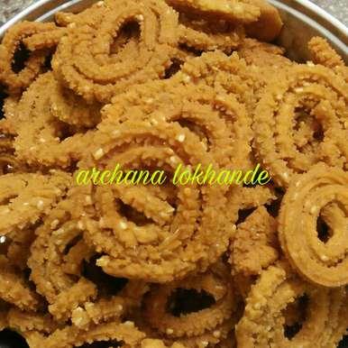 Photo of Chakali by Archana Lokhande at BetterButter