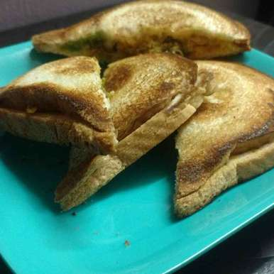 Photo of Moong  Sprout Sandwich. by Archana Vaja at BetterButter