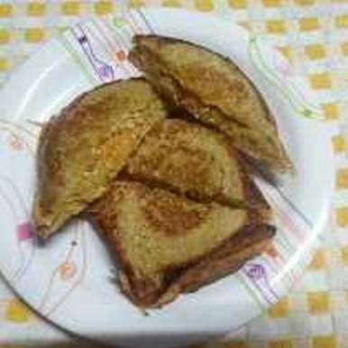 Photo of Carrot paneer sandwich. by Archana Vaja at BetterButter