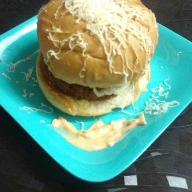 Photo of Veggie Burger by Archana Vaja at BetterButter