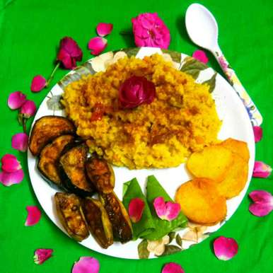 Photo of Bhuna Khichuri by Arpita Majumder at BetterButter