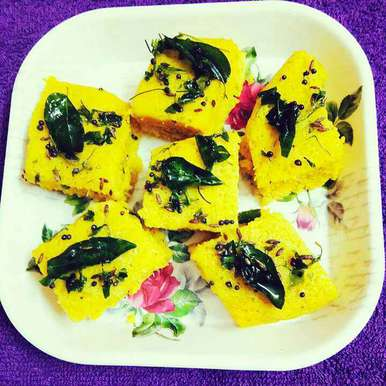 Photo of Dhokla by Arpita Majumder at BetterButter