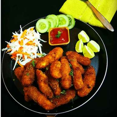 Photo of Fish Fingers by Arpita Majumder at BetterButter