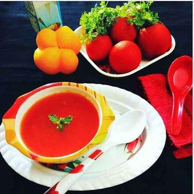 Tomato Soup, How to make Tomato Soup