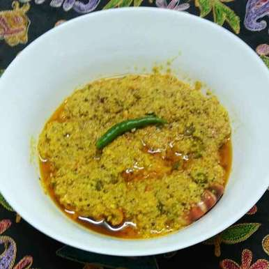 Photo of Prawn bhape(steamed prawn) - a bengali delicacy by Arpita Mukhopadhyay at BetterButter