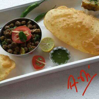 Photo of Chole Bhature by Arti Gupta at BetterButter
