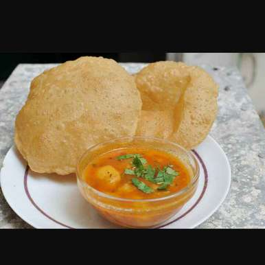 Photo of Aloo puri by Arti Singh at BetterButter