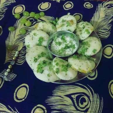Photo of Aaloo masala idli by Aruna Vyas at BetterButter