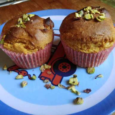 Photo of MANGO NUT MAFFINS by Asha Shah at BetterButter