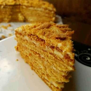 Photo of Honey Cake by Asheera Haja at BetterButter
