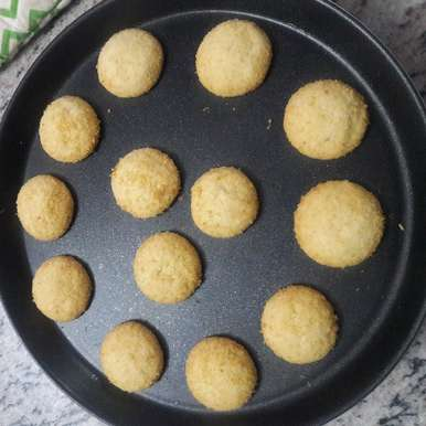 Photo of Coconut cookies by Ashwini Rajendran at BetterButter