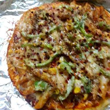 Photo of Penne pasta pizza by Asima Rath at BetterButter