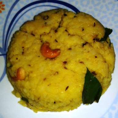 Photo of Flattened Rice Pongal by Asiya Omar at BetterButter