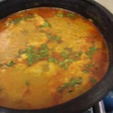 Photo of Garlic fish curry by Asiya Omar at BetterButter