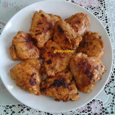 Photo of Pan Grilled Peri Peri Chicken by Asiya Omar at BetterButter