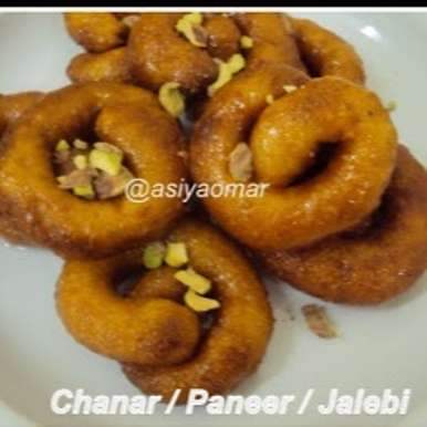 Photo of Chanar Jalebi by Asiya Omar at BetterButter