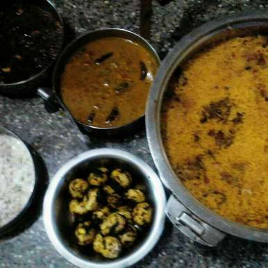 Photo of Eid Special Mutton Dum Briyani & Combo ( for a big family) by Asiya Omar at BetterButter