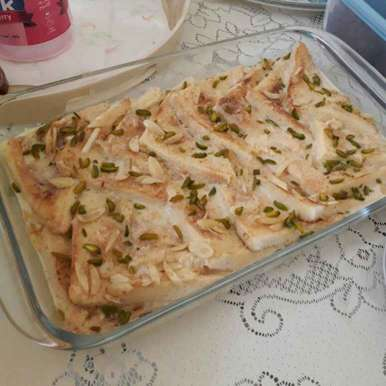 Photo of Shahi Tukda by Asiya Omar at BetterButter