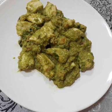 Photo of Green Apple Chicken Gravy by Asiya Omar at BetterButter
