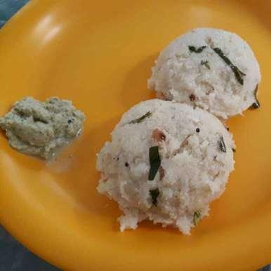 Coconut milk upma recipe in Tamil,தேங்காய்ப்பால் உப்புமா, Asiya Omar