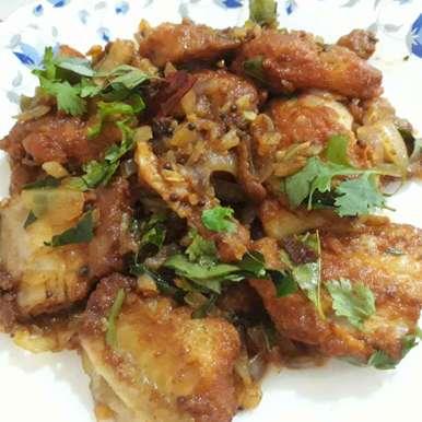 Photo of Ginger fish fry by Asiya Omar at BetterButter