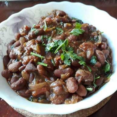 Rajma masala recipe in Tamil,ராஜ்மா மசாலா, Asiya Omar