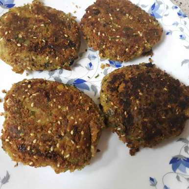 Photo of Pan fry falafel patties by Asiya Omar at BetterButter