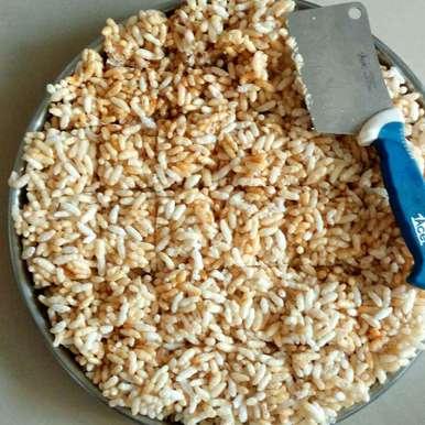 Photo of Puffed Rice Chikki by Asmita Bhavin Pathak at BetterButter