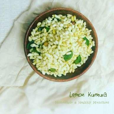 Photo of Homemade & Healthy Lemon Kurmura by Avin Kohli at BetterButter