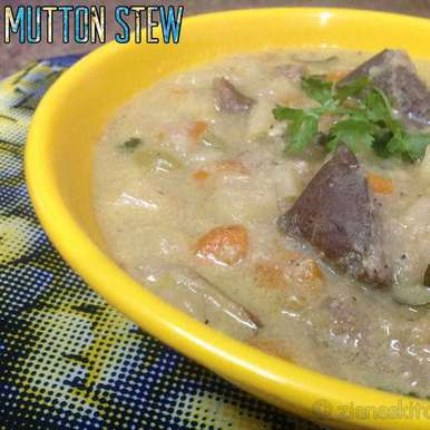 Photo of Mutton Stew by Ayesha Ziana at BetterButter