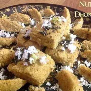 Photo of Nuts Dhokla by Ayesha Ziana at BetterButter