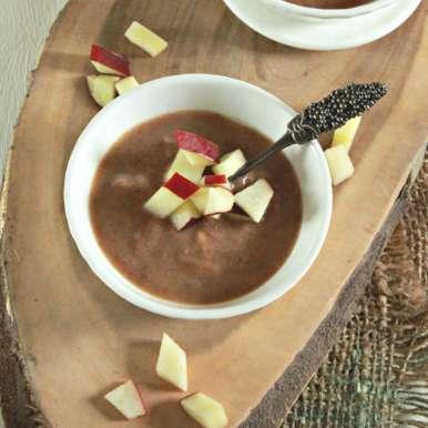 Photo of Apple Ragi Porridge for Toddlers (9 months +) by Ayushi Prakash at BetterButter