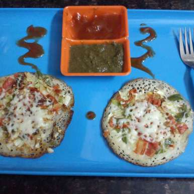 Photo of Mini Vegetable Uttapam  by Babita Jangid at BetterButter