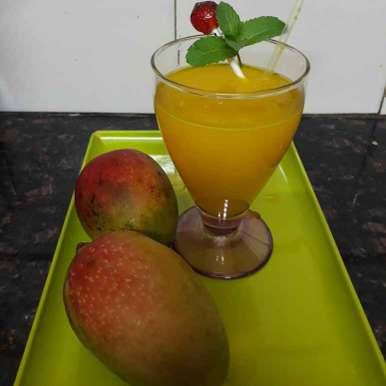 Photo of Mango fruity by Babita Jangid at BetterButter