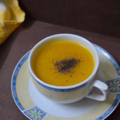 Photo of Carrot Soup by Babitha Costa at BetterButter