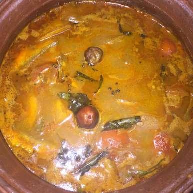 kaarakuzhambu recipe in Tamil,கார குழம்பு, Baby SiMr