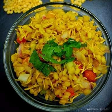 Photo of Yellow lentils salad by Balachandrika Kandaswamy at BetterButter