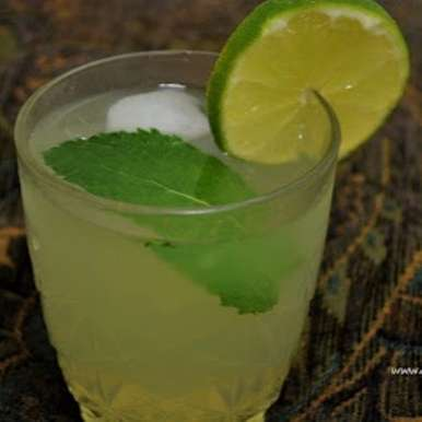 Photo of Minty lime cooler /  Minty lemon cooler by Balachandrika Kandaswamy at BetterButter