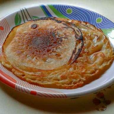 Photo of Banana pancake by Bani Naskar at BetterButter