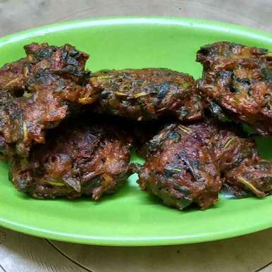 Photo of Kulekhara pakora by Barnali Mal at BetterButter