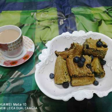 Banana oats cake, How to make Banana oats cake