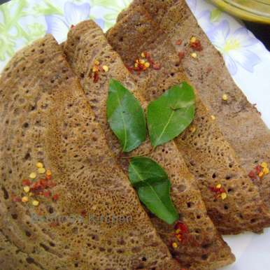 Photo of Ragi Dosa by Bethica Das at BetterButter