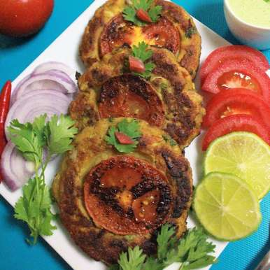 Photo of Soya Chapli Kebab by Bethica Das at BetterButter