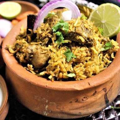Photo of Thalapakatti Mutton Biryani by Bethica Das at BetterButter